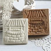 Для дома и интерьера handmade. Livemaster - original item Form for cakes and cookies well. Handmade.