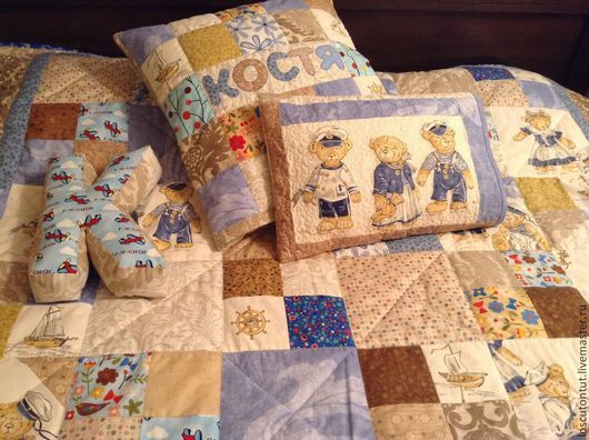 Пледы и одеяла ручной работы. Ярмарка Мастеров - ручная работа. Купить Лоскутное одеяло. Handmade. Лоскутное одеяло, для интерьера