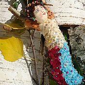 """Куклы и игрушки ручной работы. Ярмарка Мастеров - ручная работа Куколка  """"Последний танец берёзы"""". Handmade."""