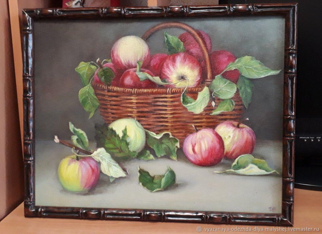 Наливные яблоки, Картины, Иваново,  Фото №1