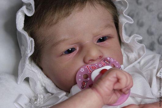 Куклы-младенцы и reborn ручной работы. Ярмарка Мастеров - ручная работа. Купить ANGEL девочка. Handmade. Реборн, куклы дети