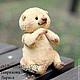 Мишки Тедди ручной работы. медведица Вуокко. glarchik Лариса. Ярмарка Мастеров. Медведь, teddybear, гранулят металлический, воск пчелиный