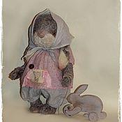 Куклы и игрушки ручной работы. Ярмарка Мастеров - ручная работа Пуся. Handmade.