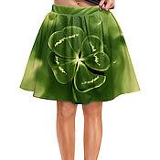 Одежда ручной работы. Ярмарка Мастеров - ручная работа Цветок удачи. Handmade.