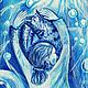 """Символизм ручной работы. Ярмарка Мастеров - ручная работа. Купить Картина """"Мой мир"""". Памяти моего кота Шамиля. Handmade."""