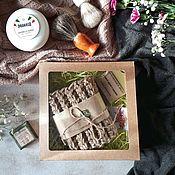 Подарки на 23 февраля ручной работы. Ярмарка Мастеров - ручная работа Подарочный набор для мужчин. Handmade.