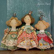 Куклы и игрушки ручной работы. Ярмарка Мастеров - ручная работа Ярмарка принцесс. Handmade.