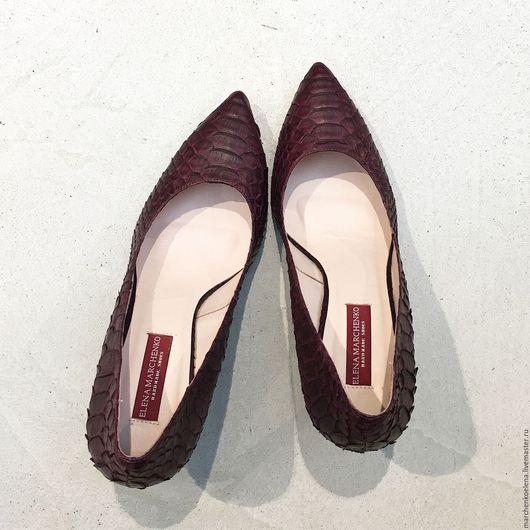 Обувь ручной работы. Ярмарка Мастеров - ручная работа. Купить туфли. Handmade. Белый, туфли женские, женские туфли