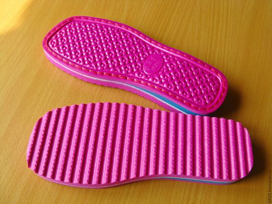 Другие виды рукоделия ручной работы. Ярмарка Мастеров - ручная работа. Купить Подошва для обуви прошитая. Handmade. Подошва