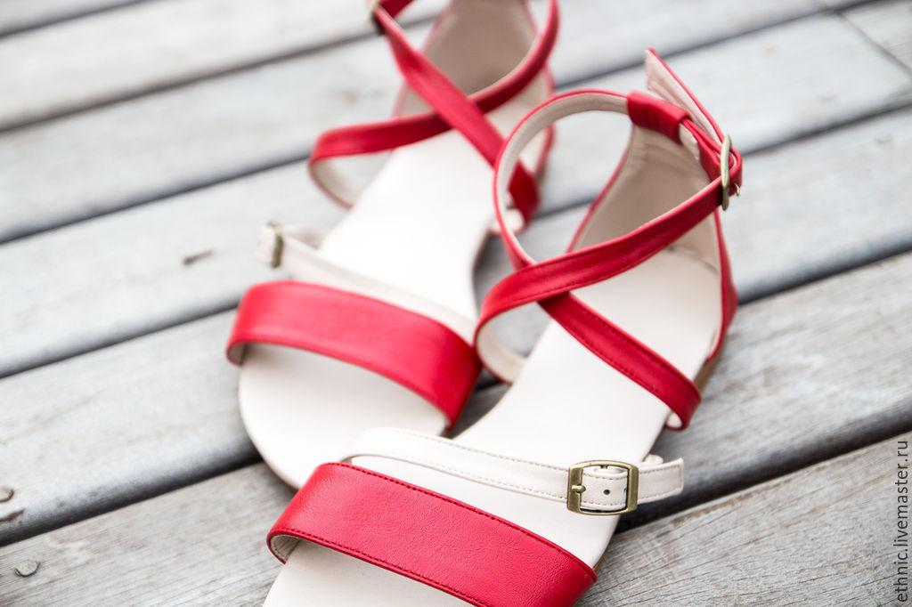 c67d7a078 Обувь ручной работы. Женские кожаные сандалии Nicole. СКИДКА 15%. Maria.