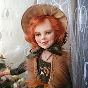 Куклы и игрушки handmade. Livemaster - original item author`s collectible doll Alice Fox ( interior doll). Handmade.
