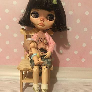 Куклы и игрушки ручной работы. Ярмарка Мастеров - ручная работа Блайз blythe кастом. Handmade.