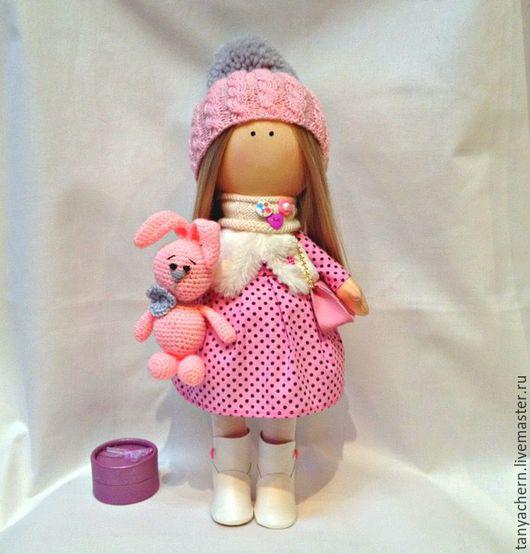 Куклы тыквоголовки ручной работы. Ярмарка Мастеров - ручная работа. Купить интерьерная кукла.. Handmade. Интерьерная кукла, аксессуары