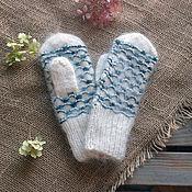 Аксессуары handmade. Livemaster - original item Mittens women`s. Handmade.