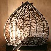 Для дома и интерьера ручной работы. Ярмарка Мастеров - ручная работа Подвесное кресло-качалка. Handmade.