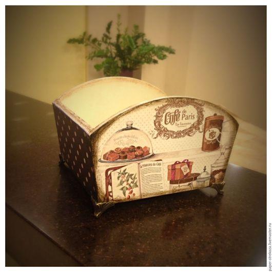 """Конфетницы, сахарницы ручной работы. Ярмарка Мастеров - ручная работа. Купить Конфетница """"Шоколадница"""". Handmade. Коричневый, дерево, короб для украшений"""