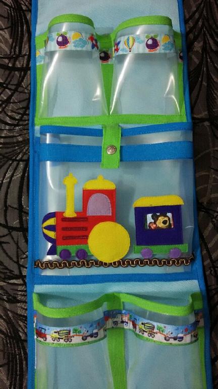 """Детские аксессуары ручной работы. Ярмарка Мастеров - ручная работа. Купить """"Транспорт 2"""" прозрачные кармашки. Handmade. Кармашки для вещей"""