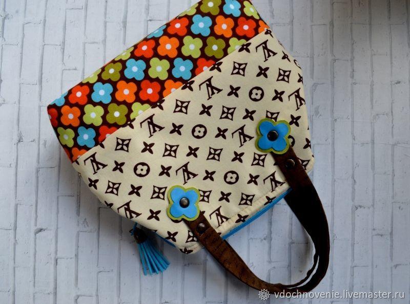 Handbag for girls 'a la Louis Vuitton', Bags, Kolomna,  Фото №1