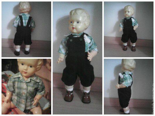 Одежда для кукол ручной работы. Ярмарка Мастеров - ручная работа. Купить Одежда для куклы. Handmade. Комбинированный, одежда для кукол, комбинезон