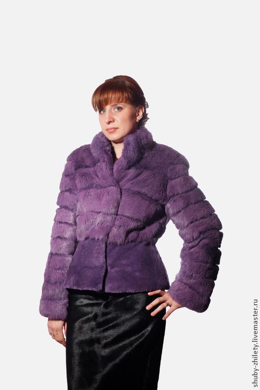 При покупке шубки мы дарим 2000р. на покупку юбки из меха итальянского теленка. Шикарно дополняющую ваш неповторимый образ.