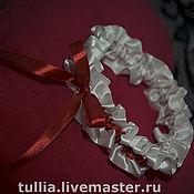 Свадебный салон ручной работы. Ярмарка Мастеров - ручная работа Подвязка свадебная. Handmade.