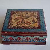 Русский стиль handmade. Livemaster - original item Box
