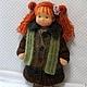 Вальдорфская игрушка ручной работы. Маленькая Принцесса, 38 см. svetlana. Интернет-магазин Ярмарка Мастеров. Вальдорфская кукла, кукла