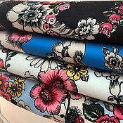 Материалы для творчества handmade. Livemaster - original item Italian neoprene fabric