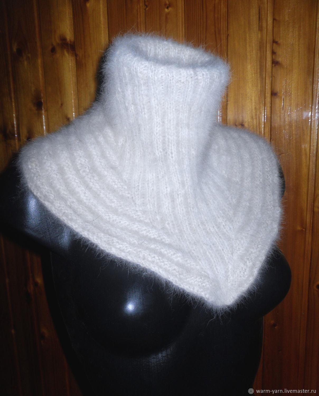 Women's knitted dickey Nicole, Dickies, Klin,  Фото №1