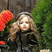 Куклы и игрушки ручной работы. Ярмарка Мастеров - ручная работа шарнирная кукла 48см. Handmade.