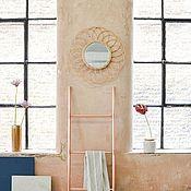 Для дома и интерьера handmade. Livemaster - original item Hanger-ladder made of copper AL-H-010. Handmade.