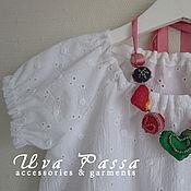 Работы для детей, ручной работы. Ярмарка Мастеров - ручная работа Платье для девочки Моя малышка (Артикул 212-9). Handmade.