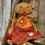 Куклы и игрушки ручной работы. Ярмарка Мастеров - ручная работа Юлька.. Handmade.