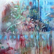 Картины и панно ручной работы. Ярмарка Мастеров - ручная работа Прорастая сквозь небо. Handmade.