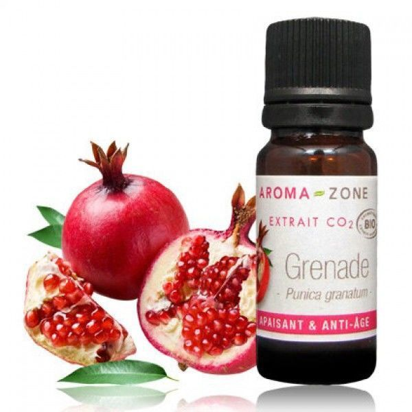 Pomegranate extract CO2 (Aroma zone Grenade Extrait), Extracts, Moscow,  Фото №1