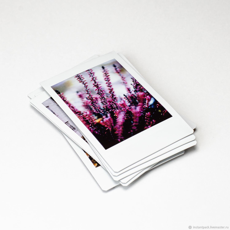 Печать фотографий в стиле Polaroid (10шт), Услуги, Санкт-Петербург,  Фото №1