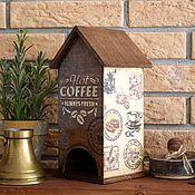 Для дома и интерьера ручной работы. Ярмарка Мастеров - ручная работа В твоей кружке кофе или чай?). Handmade.
