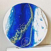 Картины ручной работы. Ярмарка Мастеров - ручная работа Интерьерная картина из эпоксидной смолы. Handmade.