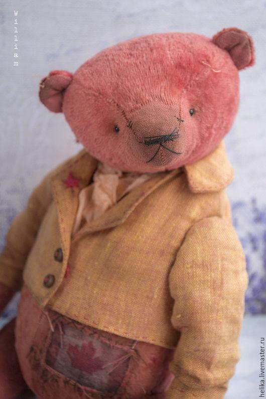 Мишки Тедди ручной работы. Ярмарка Мастеров - ручная работа. Купить William. Handmade. Мишки тедди, коллекционные игрушки