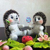 Куклы и игрушки ручной работы. Ярмарка Мастеров - ручная работа Валяная игрушка. Handmade.