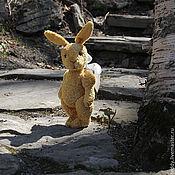 Куклы и игрушки ручной работы. Ярмарка Мастеров - ручная работа Авторский кролик Саймон. Handmade.