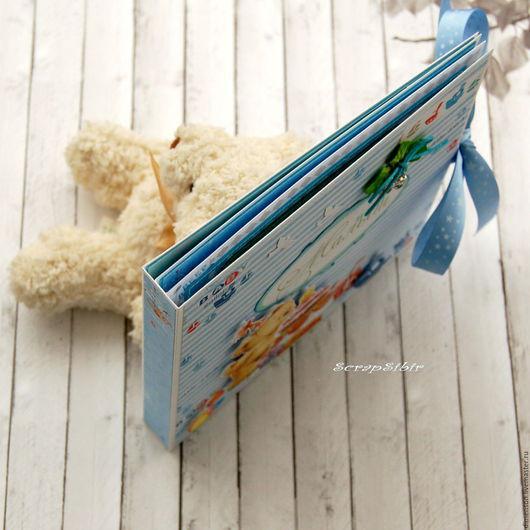 Подарки для новорожденных, ручной работы. Ярмарка Мастеров - ручная работа. Купить Конверт  для дисков малышковый. Handmade. Конверт, диск узи