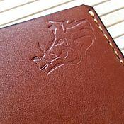 Сумки и аксессуары handmade. Livemaster - original item Dockholder men`s wallet. Handmade.