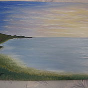 """Картины и панно ручной работы. Ярмарка Мастеров - ручная работа Картина """"Спокойствие"""". Handmade."""