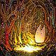 """Освещение ручной работы. Ярмарка Мастеров - ручная работа. Купить Фонарик """"Тоторо"""". Handmade. Светильник, фонарь, свечной фонарик"""