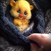Куклы и игрушки ручной работы. Ярмарка Мастеров - ручная работа Малыш Щастье;) (дом нашел). Handmade.