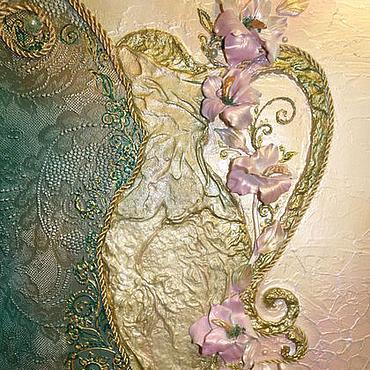 """Картины и панно ручной работы. Ярмарка Мастеров - ручная работа Картина """"Восточные мотивы"""". Handmade."""