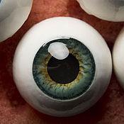 Материалы для творчества ручной работы. Ярмарка Мастеров - ручная работа Глаза 18-22 мм. Handmade.