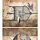 """Декупаж и роспись ручной работы. Декупажные карты """"Base of Art"""" """"Бабочки и птички"""". Декупажные карты 'Base of Art' (Base-of-Art). Интернет-магазин Ярмарка Мастеров."""