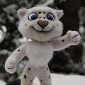 Куклы и игрушки ручной работы. Ярмарка Мастеров - ручная работа Леопард Сочи-2014. Handmade.